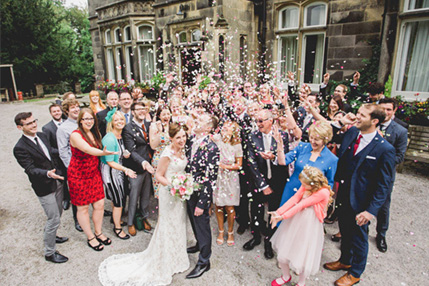 hartington hall wedding