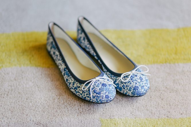 alternative wedding shoes liberty print