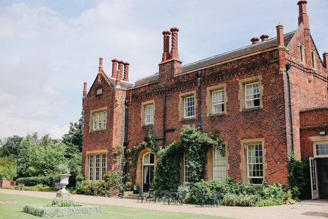 Hodsock Priory Wedding